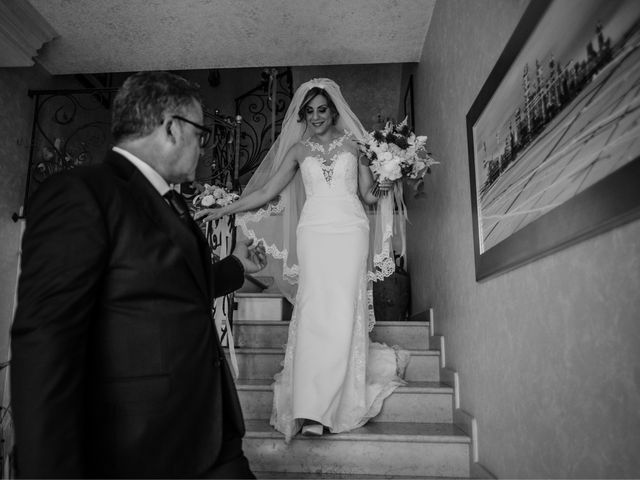 Il matrimonio di Angelo e Federica a Nardò, Lecce 30