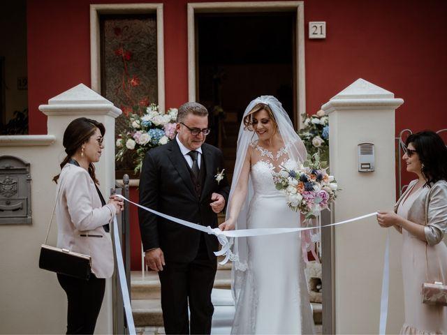 Il matrimonio di Angelo e Federica a Nardò, Lecce 31