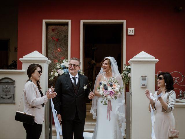 Il matrimonio di Angelo e Federica a Nardò, Lecce 32