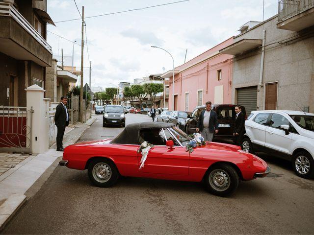 Il matrimonio di Angelo e Federica a Nardò, Lecce 33