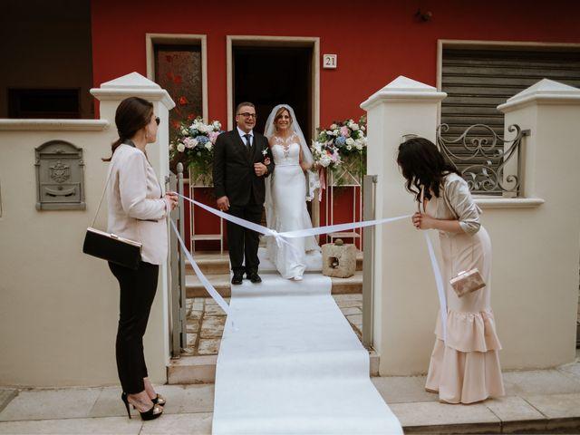 Il matrimonio di Angelo e Federica a Nardò, Lecce 34