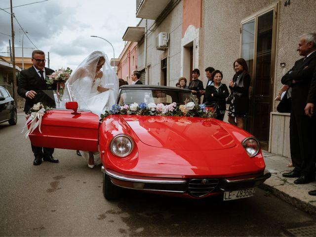Il matrimonio di Angelo e Federica a Nardò, Lecce 35