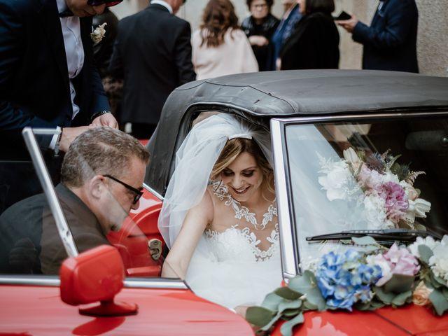 Il matrimonio di Angelo e Federica a Nardò, Lecce 37