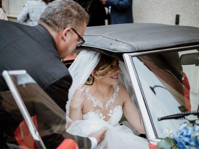 Il matrimonio di Angelo e Federica a Nardò, Lecce 38