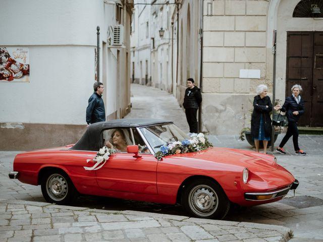 Il matrimonio di Angelo e Federica a Nardò, Lecce 42