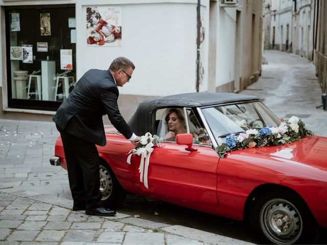 Il matrimonio di Angelo e Federica a Nardò, Lecce 45