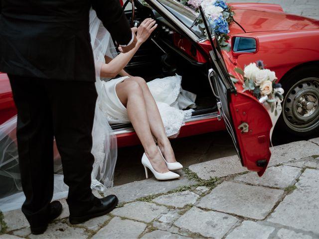 Il matrimonio di Angelo e Federica a Nardò, Lecce 46