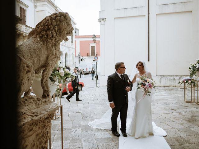 Il matrimonio di Angelo e Federica a Nardò, Lecce 47
