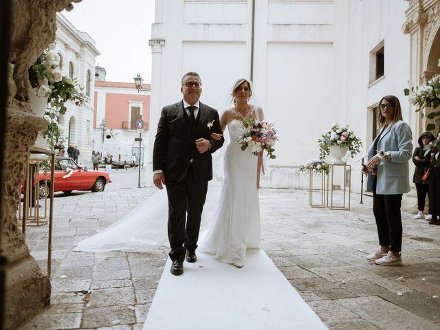 Il matrimonio di Angelo e Federica a Nardò, Lecce 48