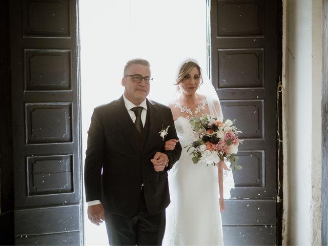 Il matrimonio di Angelo e Federica a Nardò, Lecce 49