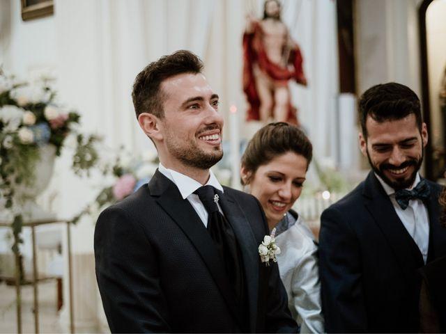 Il matrimonio di Angelo e Federica a Nardò, Lecce 50