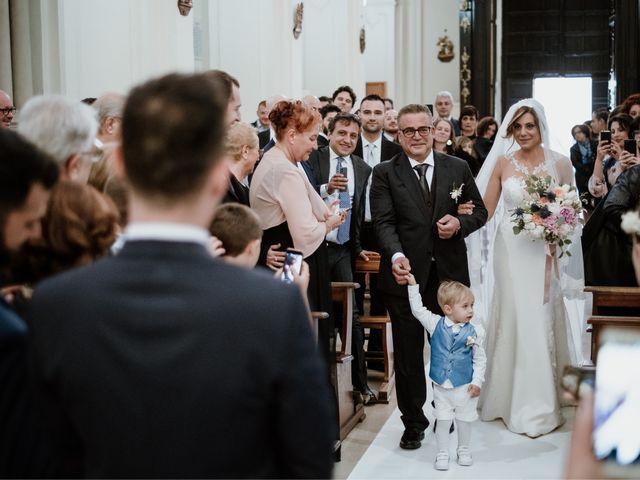 Il matrimonio di Angelo e Federica a Nardò, Lecce 51