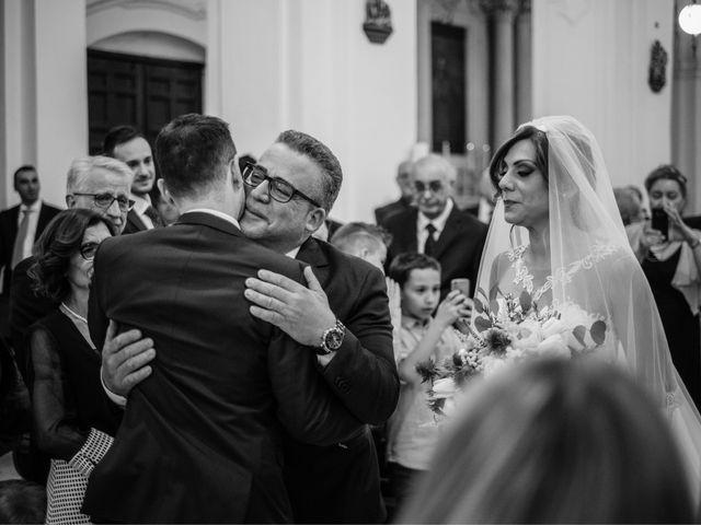 Il matrimonio di Angelo e Federica a Nardò, Lecce 52