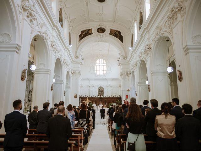 Il matrimonio di Angelo e Federica a Nardò, Lecce 55