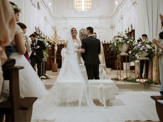 Il matrimonio di Angelo e Federica a Nardò, Lecce 56
