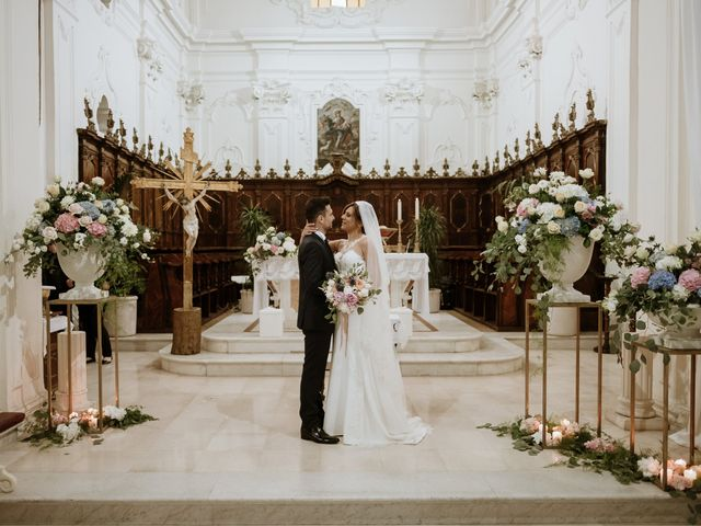 Il matrimonio di Angelo e Federica a Nardò, Lecce 57