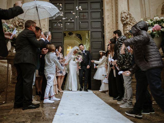 Il matrimonio di Angelo e Federica a Nardò, Lecce 58