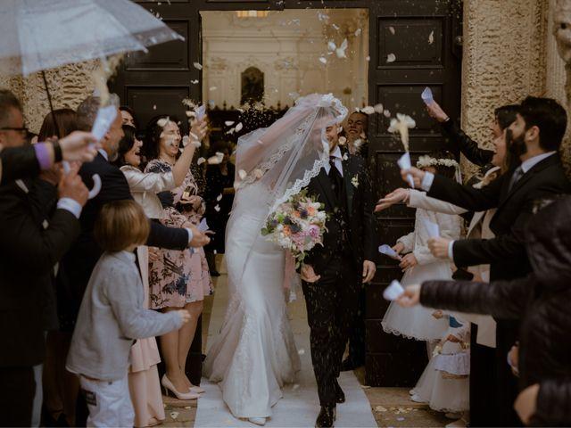 Il matrimonio di Angelo e Federica a Nardò, Lecce 59
