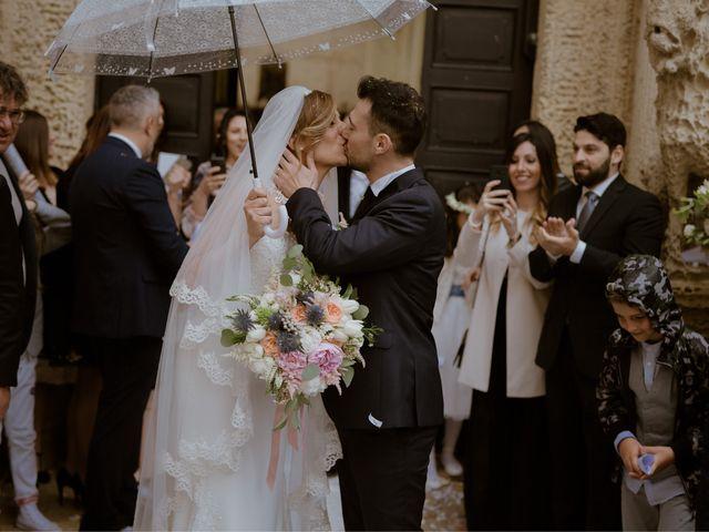 Il matrimonio di Angelo e Federica a Nardò, Lecce 61