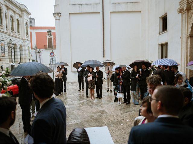 Il matrimonio di Angelo e Federica a Nardò, Lecce 62