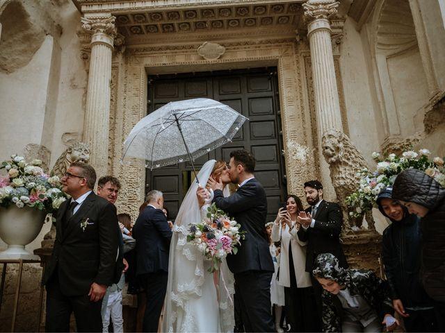 Il matrimonio di Angelo e Federica a Nardò, Lecce 63