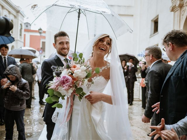 Il matrimonio di Angelo e Federica a Nardò, Lecce 64