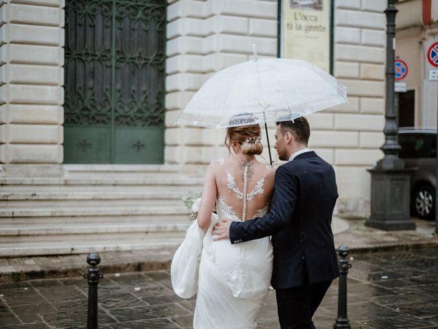 Il matrimonio di Angelo e Federica a Nardò, Lecce 65