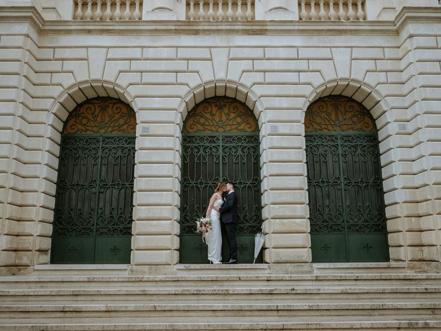 Il matrimonio di Angelo e Federica a Nardò, Lecce 68