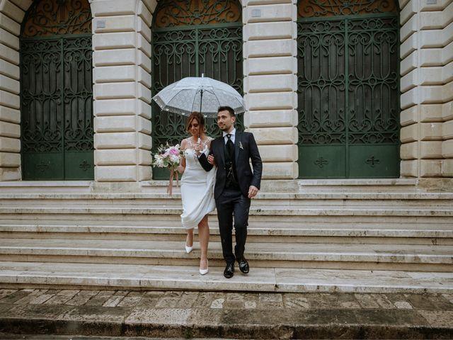 Il matrimonio di Angelo e Federica a Nardò, Lecce 71