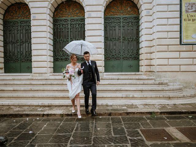 Il matrimonio di Angelo e Federica a Nardò, Lecce 72