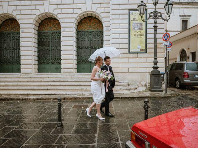 Il matrimonio di Angelo e Federica a Nardò, Lecce 73