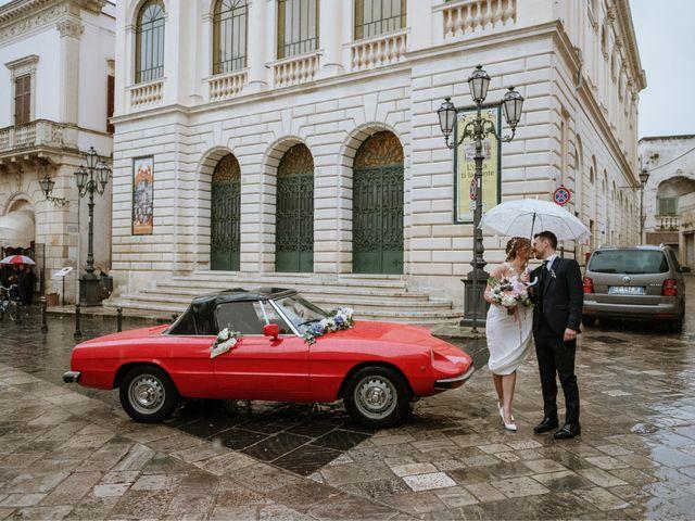 Il matrimonio di Angelo e Federica a Nardò, Lecce 74