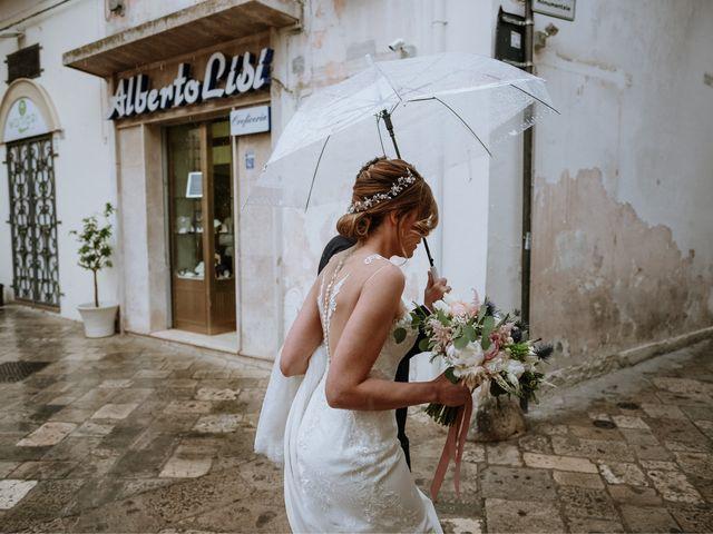Il matrimonio di Angelo e Federica a Nardò, Lecce 75