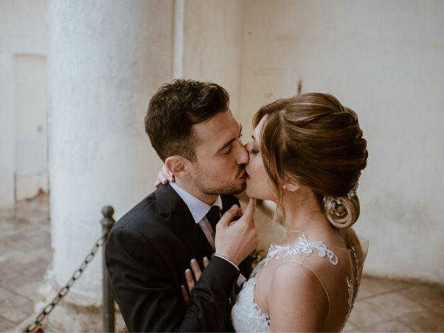 Il matrimonio di Angelo e Federica a Nardò, Lecce 79