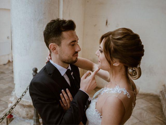 Il matrimonio di Angelo e Federica a Nardò, Lecce 80