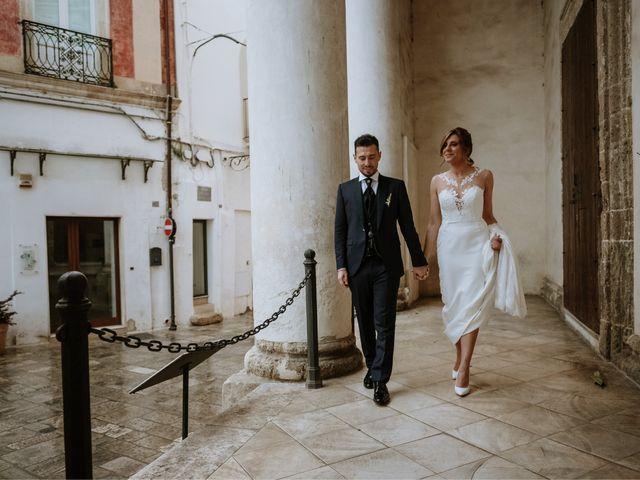 Il matrimonio di Angelo e Federica a Nardò, Lecce 81