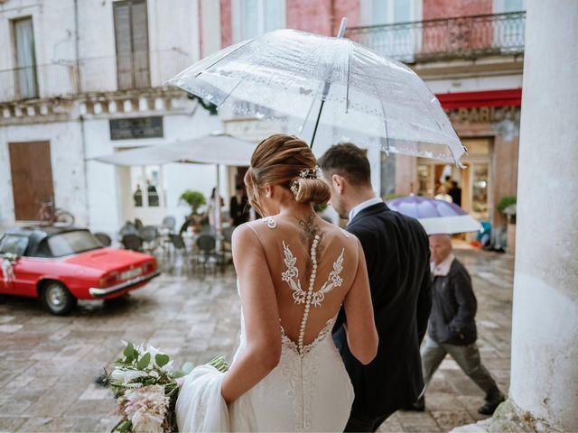 Il matrimonio di Angelo e Federica a Nardò, Lecce 84