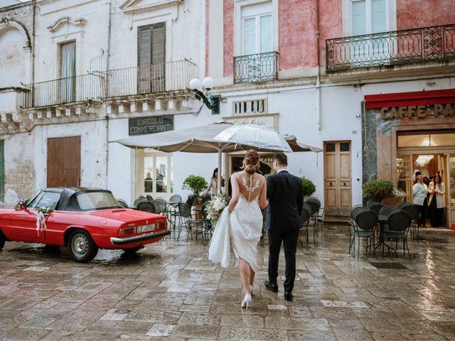 Il matrimonio di Angelo e Federica a Nardò, Lecce 1