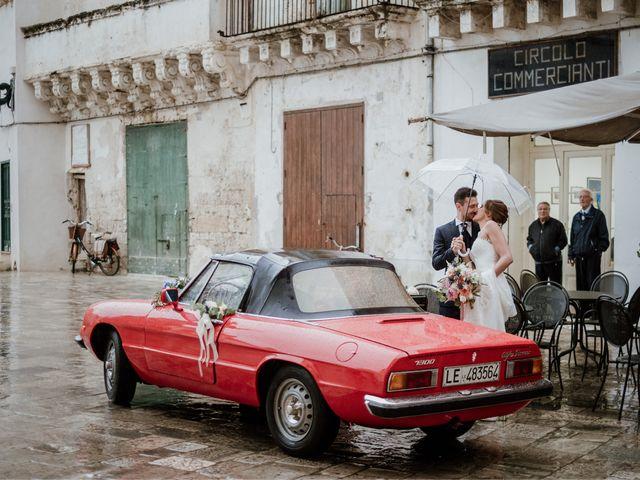 Il matrimonio di Angelo e Federica a Nardò, Lecce 85