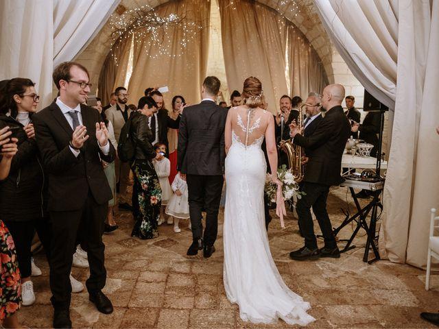 Il matrimonio di Angelo e Federica a Nardò, Lecce 91