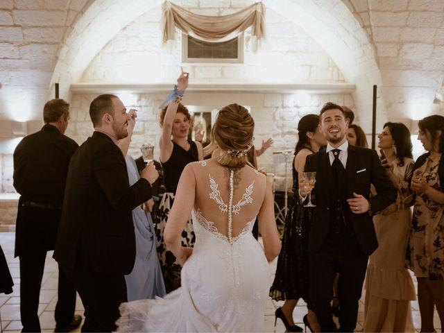 Il matrimonio di Angelo e Federica a Nardò, Lecce 95