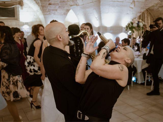 Il matrimonio di Angelo e Federica a Nardò, Lecce 97