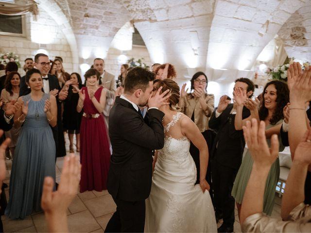 Il matrimonio di Angelo e Federica a Nardò, Lecce 101