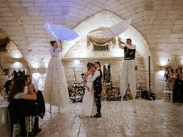Il matrimonio di Angelo e Federica a Nardò, Lecce 2