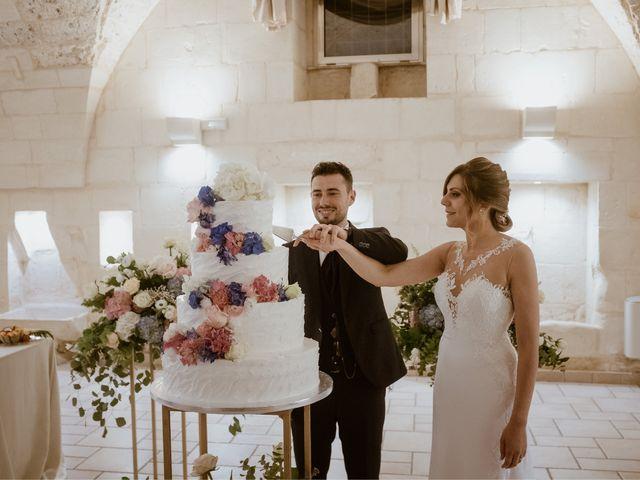 Il matrimonio di Angelo e Federica a Nardò, Lecce 107