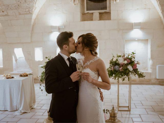 Il matrimonio di Angelo e Federica a Nardò, Lecce 108