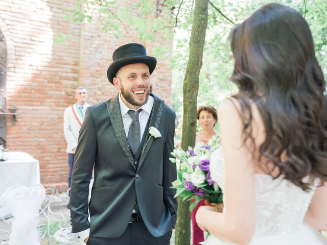 Il matrimonio di Riccardo e Olga a Ferrara, Ferrara 15