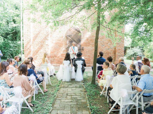 Il matrimonio di Riccardo e Olga a Ferrara, Ferrara 16