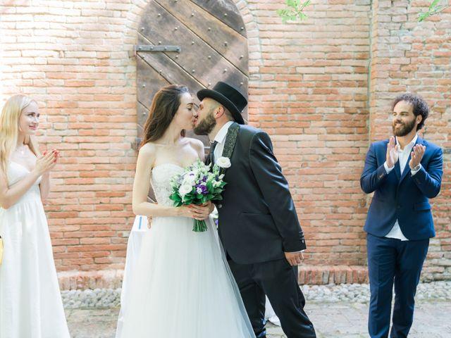 Il matrimonio di Riccardo e Olga a Ferrara, Ferrara 19