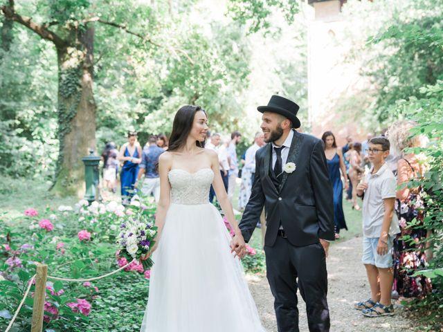 Il matrimonio di Riccardo e Olga a Ferrara, Ferrara 22